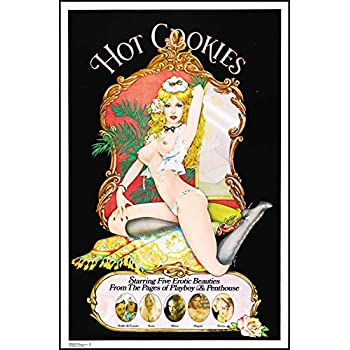 Hot Cookies Fridge Magnet 6x8 Classic Porn Magnetic Movie Poster Canvas Print