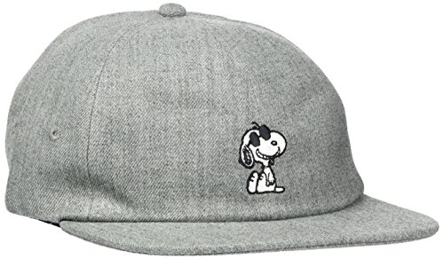 Vans X Peanuts JO Hat - Heather Grey -