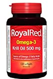 Best Natural Krill Oils - Webber Naturals Royal Red Omega-3 Krill Oil, 500mg Review