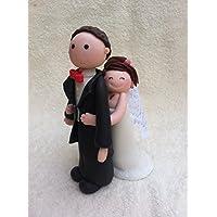 Toppers novios boda / despedida