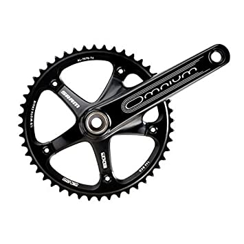 Sram Omnium Track Bicycle Crankset W Gxp Cups Bike