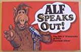 ALF Speaks Out!, Richard J. Schellbach, 0026885581