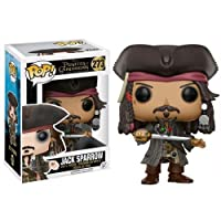FunKo 12803 - POP! Vinyl - Pirates O/T Caribbean Dead Men Tell No Tales - Jack Sparrow