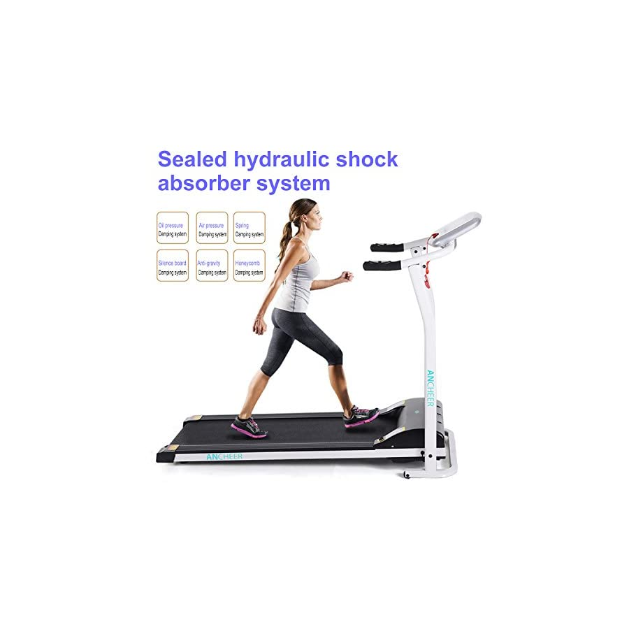 ANCHEER S8400 Electric Treadmill