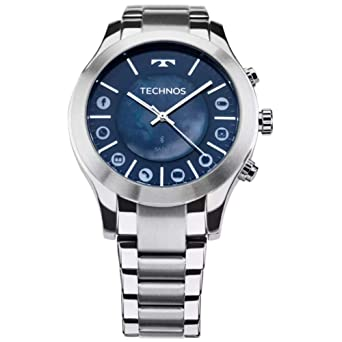 Relógio Feminino Technos Connect 753AF 1A  Amazon.com.br  Celulares ... 676e8d7540