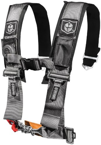 Pro Armor Silver 5-Point Harness with 3' Pads A115230SV