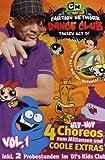 Cartoon Network Dance Club Vol. 1 Tanzen mit D!