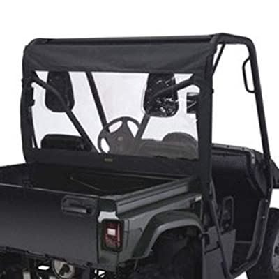 Classic Accessories QuadGear UTV Rear Window For Polaris Ranger, Black: Automotive