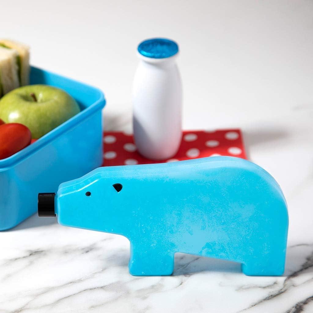 Monkey Business(モンキービジネス)/ブルーベア アイスパック small (保冷剤) キッチン キッチン雑貨 ツール アイスパック 保冷剤 91702 W13×D2×H6.5cm