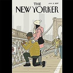 The New Yorker, January 2nd 2017 (Peter Hessler, Michael Specter, Amy Davidson)
