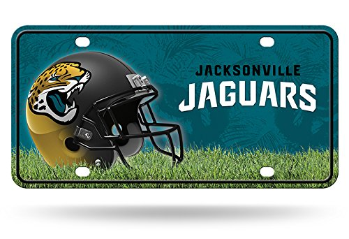 Jacksonville Jaguars License Plate Price Compare