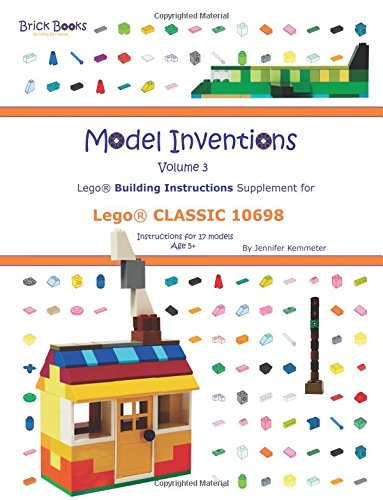 Model Inventions Volume 3 Lego Building Instructions Supplement