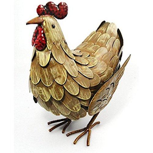 Vivid Arts Large Metal Chicken (Size B)