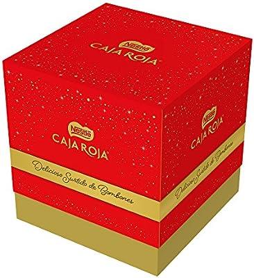 Nestlé Caja Roja - Bombones de Chocolate - 2 Cajas de 150 g