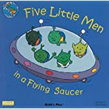Five Little Men in a Flying Saucer (Classic Books with Holes Board Book)