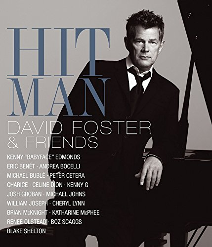 Price comparison product image Hit Man David Foster & Friends (Blu-Ray)