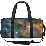 fan products of OuLian Sports Bag Moon Dreamcatcher Mens Duffle Luggage Travel Bags Kid Lightweight Gym bag
