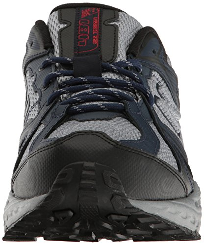 New Balance Mens 481v2 Scarpa Trail Runner Navy / Silver