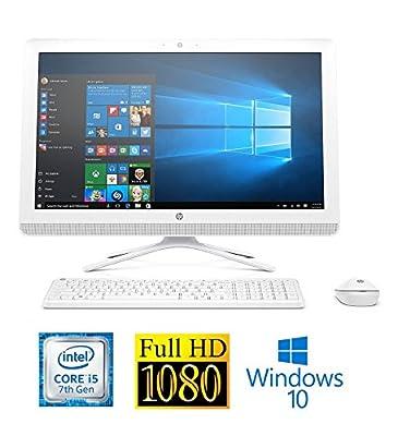 "HP Pavilion 24-G227C Core i5-7200U 8GB 1TB HDD 23.8"" Full HD WLED All-in-One (Certified Refurbished)"