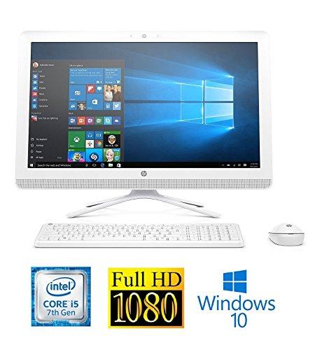 "- HP Pavilion 24-G227C Core i5-7200U 8GB 1TB HDD 23.8"" Full HD WLED All-in-One (Certified Refurbished)"