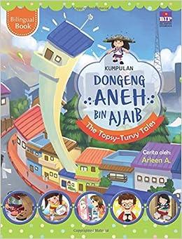 Kumpulan Dongeng Aneh Bin Ajaib The Topsy Turvy Tales Indonesian