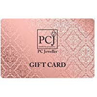 PCJ Gold Jewellery Gift Card