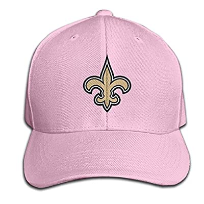 Custom Lifeing Men Women Adjustable Baseball Hat New Orleans Saints Running Cycling Hiking Golf Cap Trucker Hat