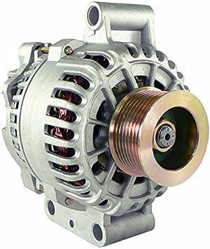 High Output 200 Amp Heavy Duty NEW Alternator Ford F250 F350 F450 F550 Diesel