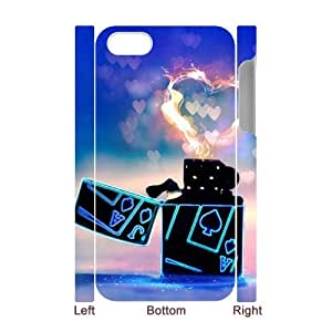 3D Love Case For iPhone 4/4s White Nuktoe262895