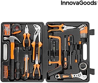 Maletín de herramientas, 108 piezas una maletín completa, caja de ...