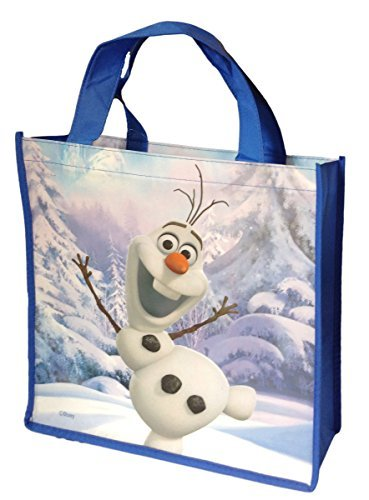 Frozen Trick or Treat Tote - Featuring Olaf (Frozen Trick Or Treat Bag)