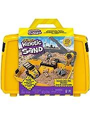 Kinetic Zand, bouwplaatskoffer met 907 g Kinetic Sand