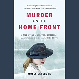Murder on the Home Front Audiobook