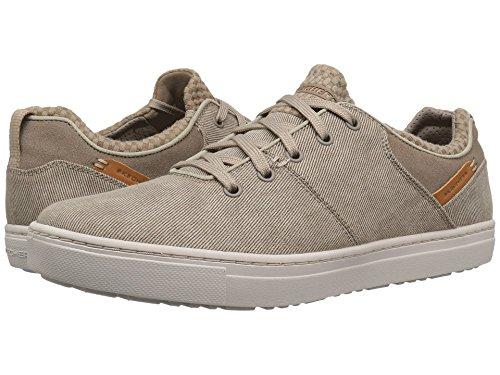 [SKECHERS(スケッチャーズ)] メンズスニーカー?ランニングシューズ?靴 Classic Fit Alven - Ravago Tan Canvas 12 (30cm) D - Medium