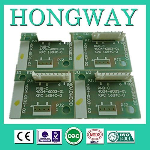 Printer Parts Compatible Minolta IU610C IU610M IU610Y IU610K Printer chip Used for Minolta Yoton C451 C550 C650 Drum - Page 300k Yield