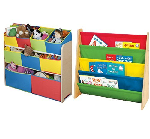 Paw Patrol Toy Organizer Bin Cubby Kids Child Storage Box: Delta Children Store And Organize Toy Box, Nick Jr. PAW Patrol
