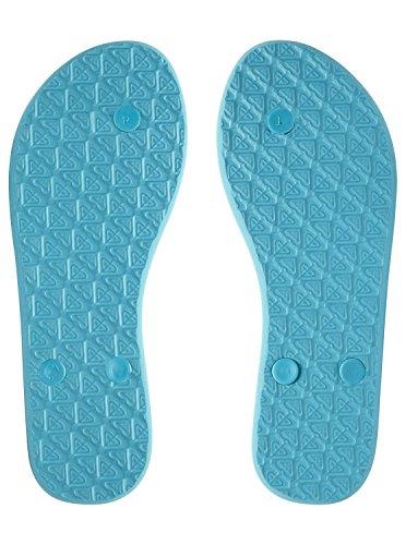 Playa para Viva Zapatos de II Mujer Piscina Aqua Stamp Roxy y xUqa7wXqf