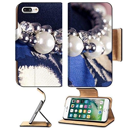 Allure Footwear (MSD Premium Apple iPhone 7 Plus Flip Pu Leather Wallet Case IMAGE ID 19706779 Beautiful jewelry collar on dress)
