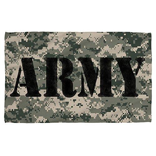 Army Beach Towel (Camo -- U.S. Army -- Beach Towel)
