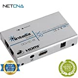 DIGI-HD-XR HDMI & IR over Twisted-Pair Extender & Repeater - Free NETCNA Touch Screen Pen - By NETCNA