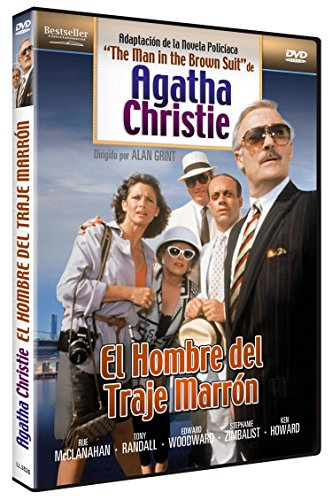 The Man in the Brown Suit -- Agatha Christie: El Hombre del Traje - English Traje In