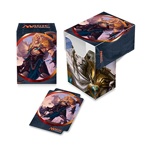 Ultra Pro Magic The Gathering: Aether Revolt Deck Box - Ajani Unyielding