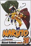 Naruto, Vol. 20: Naruto vs. Sasuke