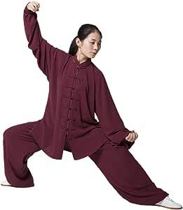 Amazon.com: blueskydeer tradicionales de la mujer Tai Chi ...