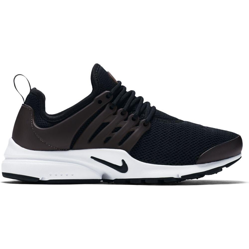 Nike Womens Air Presto 878068 001 Black White Size 12  Amazon.in  Shoes    Handbags 6a91eea86