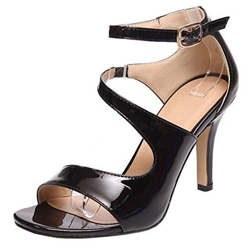Sandali Mode Donne Black Stiletto Melady AHpwqS