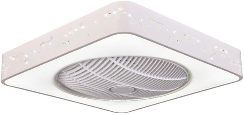 HHCC Lámpara LED para Ventilador de Techo con Control Remoto ...