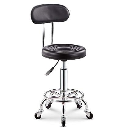 Strange Amazon Com Swivel Wheels Bar Stools Breakfast Stools Bar Creativecarmelina Interior Chair Design Creativecarmelinacom