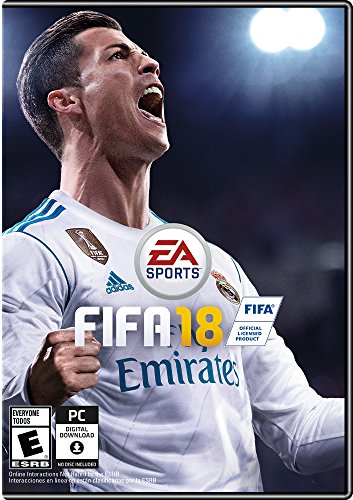 FIFA 18 [Online Game Code] by Electronic Arts