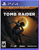 Shadow of the Tomb Raider - Digital Deluxe Edition - PS4 [Digital Code]